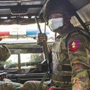 Junta Myanmar Umumkan Gencatan Senjata Selama Satu Bulan