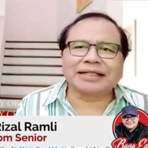 RR: Rakyat Dibikin Sibuk Isu Radikal Radikul, Lupa Minta Pertanggungjawaban Kinerja Ekonomi