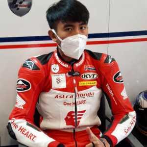 Jelang Balapan FIM Moto3 Di Portugal, Pembalap Indonesia Berharap Bisa Cetak Sejarah