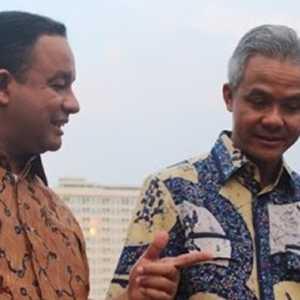 Dijodohkan Dengan Anies, Pengamat: Menarik Ganjar Dari PDIP Gampang