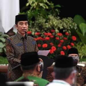 Pembukaan Mukernas Di Istana Negara, Cak Udin: Karena Pak Jokowi Cinta Dengan PKB