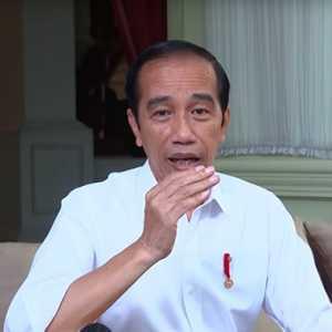 Presiden Jokowi Yakin Kurva Corona Melandai Di Bulan Juli