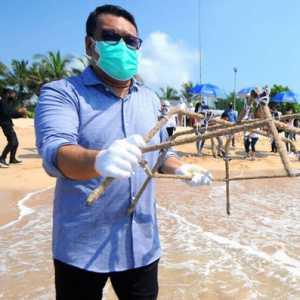 Dukung PEN-ICRG, Bank BTN Transplantasi 710 Terumbu Karang dan Lepas 7.100 Tukik di Bali