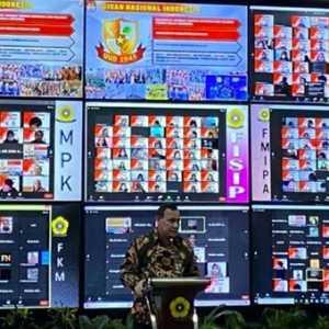 Di Unsri, Ketua KPK Firli Bahuri Bekali Civitas Akademika Soal Integritas