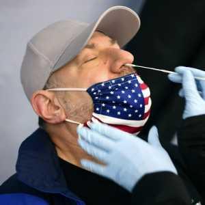 Menuju Target Joe Biden, AS Sudah Berikan 187 Juta Dosis Vaksin Covid-19