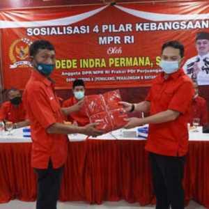 Dede Indra: Idolakan Bung Karno Juga Harus Implementasikan Pancasila