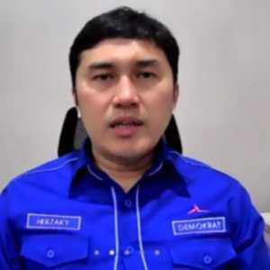 Razman Arif WO Dari Kubu Moeldoko, Demokrat: Kami Fokus Melangkah Bersama Kader Loyal