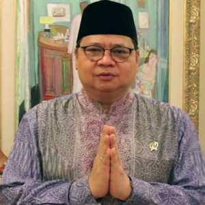 Airlangga: Jadikan Ramadhan, Momentum Penempaan Sikap Optimis