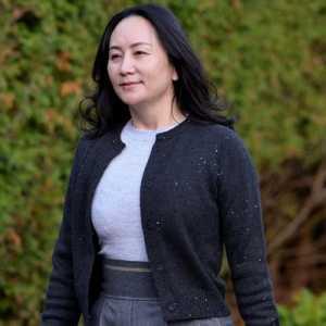 HSBC Serahkan Dokumen Kasus Meng Wanzhou Pada Huawei