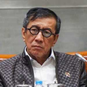 Ukur Kinerja Menteri Kabinet Jokowi, Survei IPO: Mayoritas Tidak Puas Dengan Menkumham