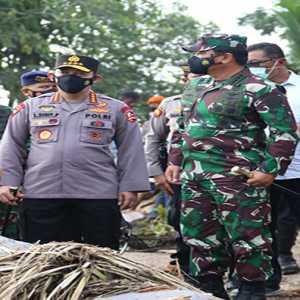 Fokuskan Evakuasi Dan Kirim Bantuan, Arahan Panglima TNI Dan Kapolri Di NTT