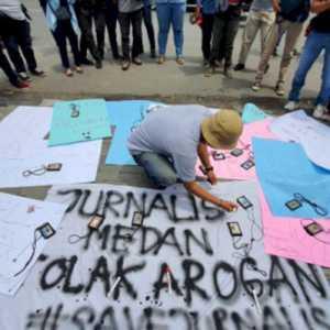 Pemkot Medan 'Berdamai' Dengan Wartawan, FJM: Yang Dituntut Itu Kebebasan Pers Bukan Yang Lain