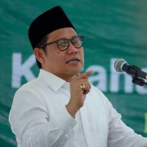 Didorong Jadi RI 1, Muhaimin Iskandar Seapes-apesnya Harus Jadi Wakil Presiden