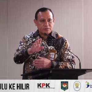 Pesan Firli Untuk Gubernur Se-Indonesia: Investasi Jangan Dipersulit Dan Jangan Meminta Fee