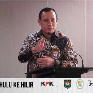 Ini Lima Tugas Dari Firli Bahuri Untuk Gubernur Seluruh Indonesia
