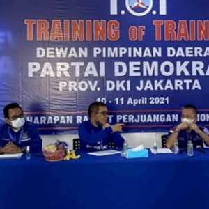 Pasca KLB Abal-abal Ditolak, Demokrat Jakarta Gelar Diklat Perkuat Loyalitas