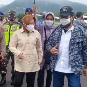 Stafsus Mensos Risma Bantah Ada Penolakan Bantuan Di NTT
