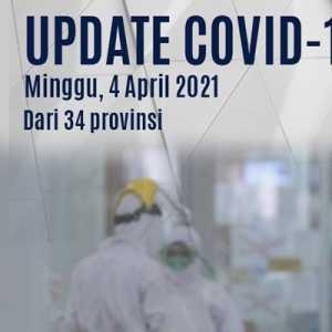 Pasien Covid-19 Sembuh Bertambah 9.663 Orang, Kasus Aktif Menurun