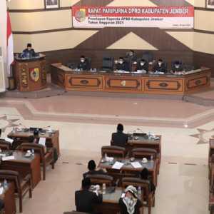 Menyangkut Hajat Hidup Rakyat, Penetapan RAPBD 2021 Justru Tak Dihadiri 8 Anggota DPRD Jember
