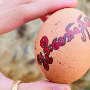 Suara Dibungkam, Telur Paskah Jadi Simbol Pembangkangan Di Myanmar