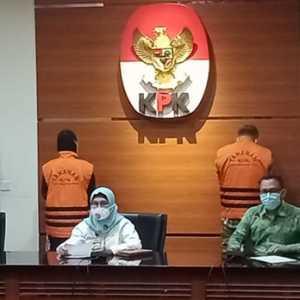 Mantan Dan Anggota DPRD Jabar Resmi Ditahan Kasus Suap Banprov Ke Indramayu