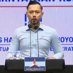 AHY Ungguli Prabowo, Demokrat: Pencapaian Ini Tidak Lantas Kami Berpuas Diri