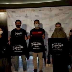 Dukung Produksi Film Lokal, Ridwan Kamil: Bilang Ke Saya Apa Yang Dibutuhkan
