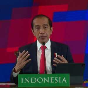 Jokowi Minta Bantuan Angela Markel Dukung Pengembangan SDM Indonesia Menghadapi Era Industri 4.0