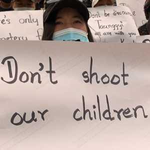 Mengerikan, Puluhan Anak Jadi Korban Tewas Kekerasan Junta Myanmar
