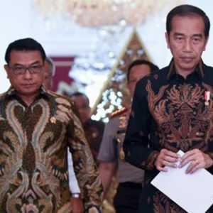 Jangan Sampai Moeldoko Yang Makan Nangka, Jokowi Yang Kena Getahnya