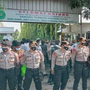 1.388 Personel Turun Amankan Sidang Habib Rizieq