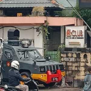 Rantis Polda Bali Yang Masih Terparkir Di Akasaka Music Club Dipertanyakan