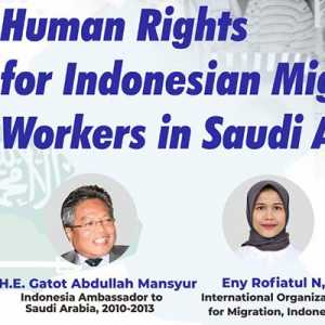 Mantan Dubes RI: Arab Saudi Punya 'Lembaga Pemaafan' Untuk Hindari Eksekusi Hukum