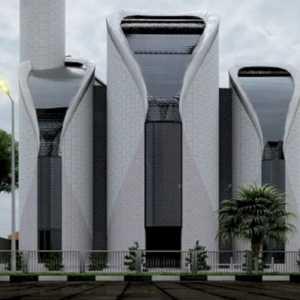 Ridwan Kamil Resmikan Pembangunan Masjid Syaikh Ajlin Palestina Yang Pernah Hancur