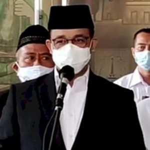 Ramadhan Saat Pandemi, Anies Klaim Tahun Ini Lebih Terkendali