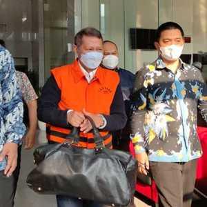KPK Perpanjang Masa Penahanan RJ Lino Untuk 40 Hari Ke Depan
