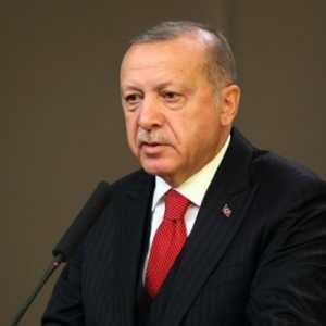 Presiden Erdogan Sampaikan Duka Mendalam Atas Meninggalnya Pangeran Philip