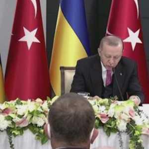 Di Tengah Ketegangan Dengan Rusia, Turki Tegas Dukung Ukraina