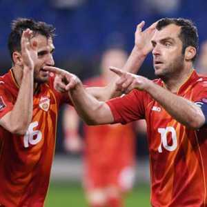 Kualifikasi Piala Dunia 2022 Zona Eropa: Jerman Ditampar Macedonia Utara