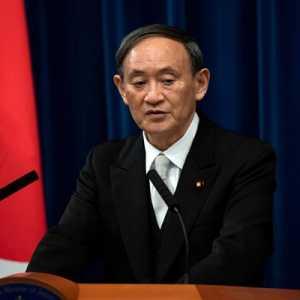 PM Jepang Yoshihide Suga Berjanji Pada Biden Gelar Olimpiade Dengan Aman Dan Terjamin