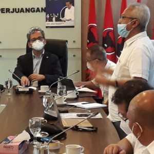 Datangi Fraksi PDIP, Forum Pensiunan BUMN Nasabah Jiwasraya Minta Batas Waktu Restrukturisasi Polis Diundur