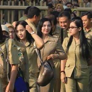Lingkup Kerja Di DPRD DKI Tidak Main-main, ASN Wajib Tingkatkan Kompetensi