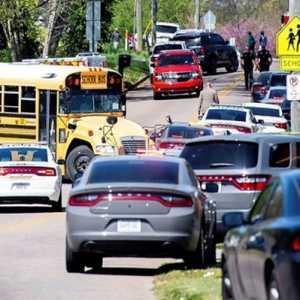 Polisi Dalami Kasus Penembakan Massal Di Sekolah Menengah Tennessee Yang Tewaskan Satu Orang