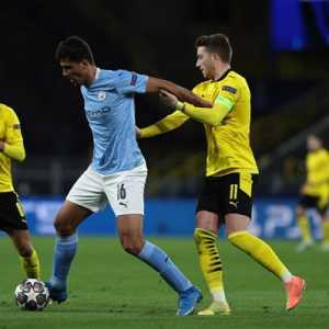 Comeback Gemilang, City Singkirkan Dortmund Dari Liga Champions