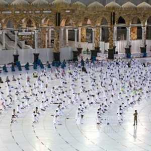 Jamaah Haji Dan Umrah Yang Sudah Divaksin Boleh Masuk Ke Masjidil Haram