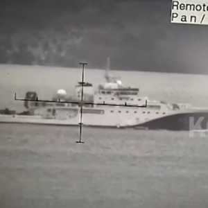 Selang Sehari, Dua Kapal China Terkunci Radar TNI Melintas Di Selat Sunda