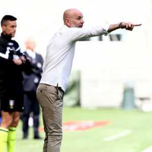 Ditahan Seri Oleh Sampdoria, Pelatih Milan Mengaku Sakit Hati