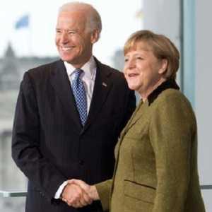 Angela Merkel Dan Joe Biden Kompak Desak Rusia Tarik Pasukan Dari Perbatasan Ukraina