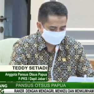 Seluruh Fraksi DPR Setuju RUU Perubahan Otsus Papua Tetap Dilanjutkan