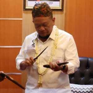 Kunjungi Kesultanan Sumenep, LaNyalla Siap Perjuangkan Eksistensi Raja-Sultan Se-Nusantara
